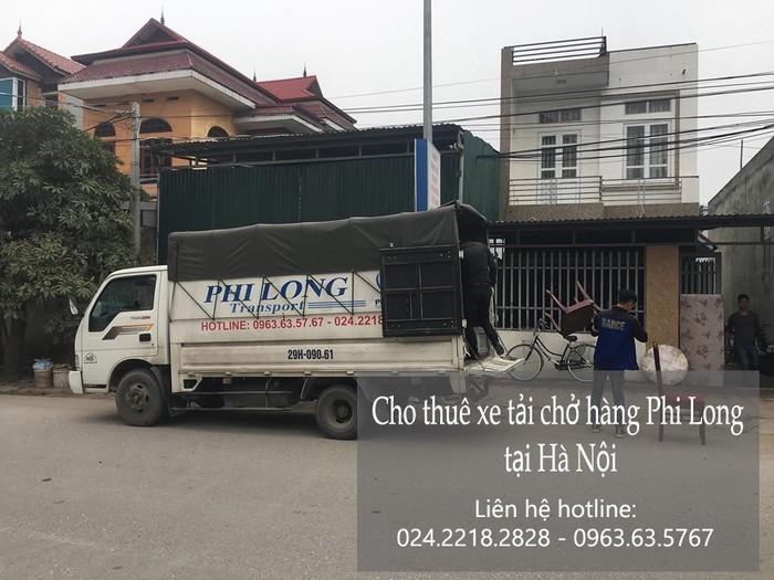 cho thuê xe tải giá rẻ chuyên nghiệp tại Hà Nội đi Hà Nam