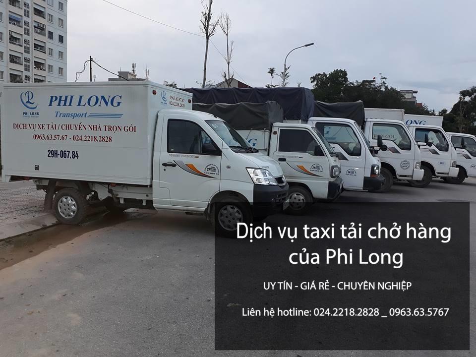 Hàng hóa sẽ được vận chuyển bởi những nhân viên chuyên nghiệp nhất. Của dịch vụ taxi tải Phi Long tại đường nguyễn lam.