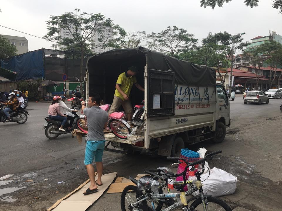Xe tải nhỏ Phi Long tại quận Nam Từ Liêm