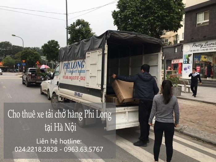 taxi tải hà nội tại khu đô thị Ciputra