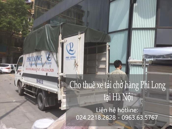 Cho thuê xe tải phố Mai Anh Tuấn đi Quảng Ninh
