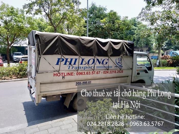 Cho thuê xe tải phố Giang Văn Minh đi Hải Dương