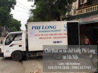Thuê xe tải phố Hàng Khay đi Hòa Bình