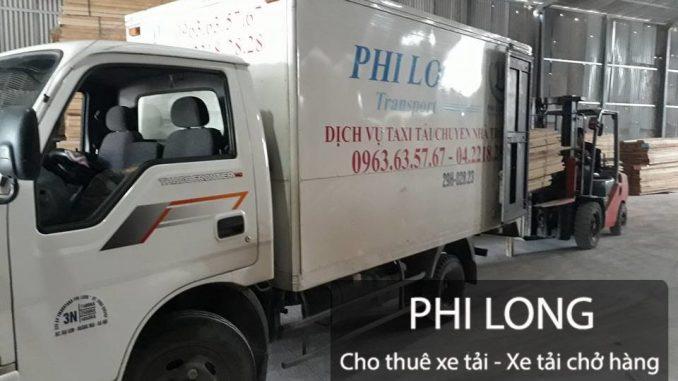 Dịch vụ taxi tải giá rẻ phố Trần Bình đi Ninh Bình