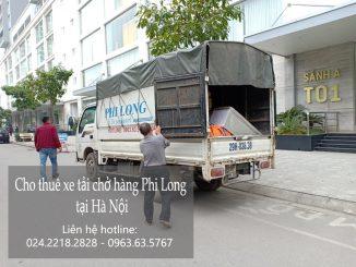 Taxi tải giá rẻ tại Hoàng Mai và Long Biên