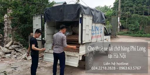 Dịch vụ thuê xe tải giá rẻ tại đường Phúc Lợi đi Hải Phòng