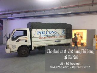 Thuê xe tải giá rẻ phố Hàng Trống đi Hòa Bình