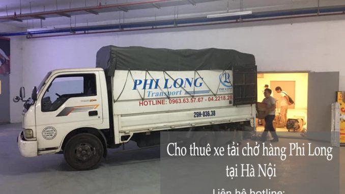 Taxi tải giá rẻ Phi Long tại Hà Nội và Hưng Yên