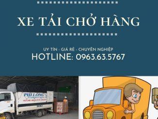Dịch vụ taxi tải tại đường Cổ Linh đi Bắc Ninh