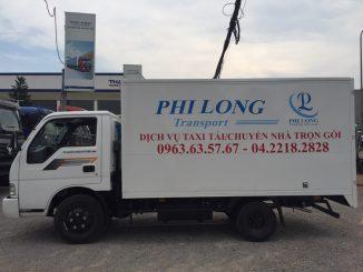 Thuê xe tải phố Dã Tượng đi Quảng Ninh