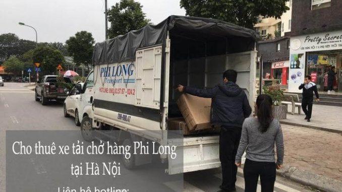 Thuê xe tải vận chuyển phố Hàng Khay đi Quảng Ninh