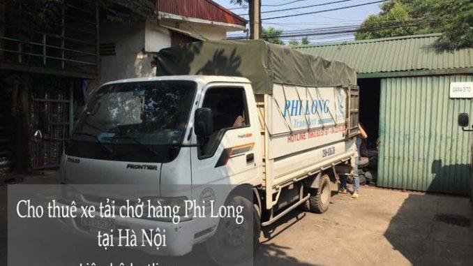 Thuê xe tải phố Nhà Hỏa đi Hòa Bình