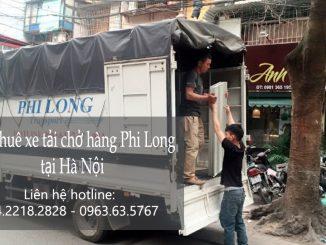 Thuê xe tải tại đường Thạch Bàn đi Hải Phòng
