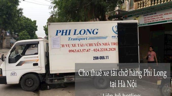 Thuê xe tải phố Hàng Hòm đi Quảng Ninh
