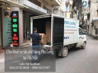 Thuê xe tải Phi Long tại đường Nam Dư đi Hải Phòng