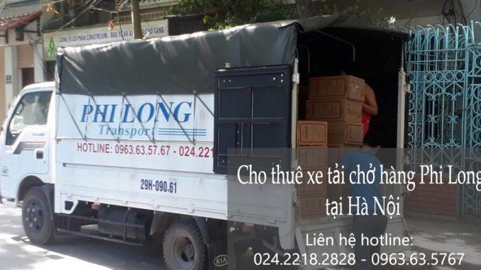 Taxi tải giá rẻ tại đường Nguyễn Đức Thuận đi Hải Phòng
